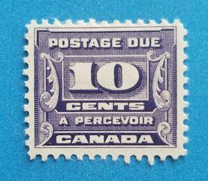 Canada stamp Scott #J14 MH well centered good original gum. Good margins. Nice.