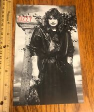 Ozzy Osbourne/ Handbill/ No Rest For The Wicked/ 1988/ Flyer/ Advertisement