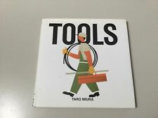 TOOLS BY TARO MIURA, PICTURES THAT STIMULATES LEARNING (DJ/HC) **BRAND NEW**