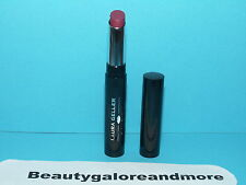 LAURA GELLER COLOR BRILLIANCE LUSTROUS LIPSTICK KISS ROSY NEUTRAL MAUVE LIP NEW