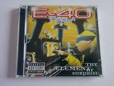 E-40 - The Element of Surprise (1998) Doppel-CD