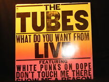 The TUBES-what do you want from live 2 LPS