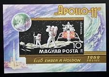 Timbre HONGRIE - Stamp HUNGARY Yvert et Tellier Bloc n°79 n** (Y2)