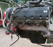 FORD AMERICAN  E350 5.4 TRITON V8 COMPLETE ENGINE WITH ECU ETC E 2003 LOW MILES