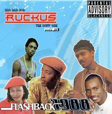 FLASHBACK 1988 DANCEHALL MIX CD