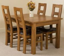 Contemporary Table & Chair Sets with Extending and 5 Pieces