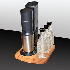 Sodastream | Untersetzer | Gleitbrett & Ständer für Sodastream Crystal 2.0