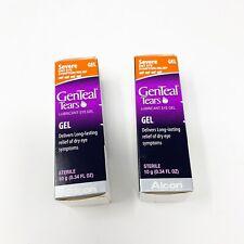 GenTeal Severe Dry Eye Relief Lubricant Eye Gel 0.34 oz (Pack of 2)