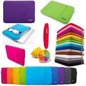 "Ultrabook Chromebook Notebook Laptop Sleeve Case Bag 10.6 11.6 12"" HP Pavilion"