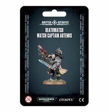 Warhammer 40K Deathwatch Watch Captain Artemis Space Marines DW Death Marine