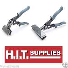 Wiss WS4 & WS6 Hand Seamers 76mm Offset & 152mm Straight HVAC Tools Made in USA