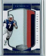 Jacoby Brissett 2016 Panini Plates And Patches Jumbo Patch Card