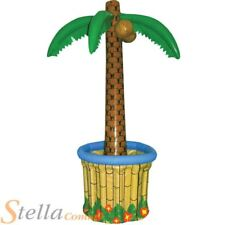 170 Inflatable Palm Tree Drinks Beer Cooler BBQ Hawaiian Pool Party Decoration