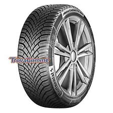 KIT 2 PZ PNEUMATICI GOMME CONTINENTAL WINTERCONTACT TS 860 FR 205/55R16 91H  TL