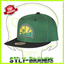 Seattle SuperSonics Caps NBA Mitchell & Ness Snapbacks Kappen Mützen Hats