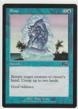 1x SNAP - Urza's Legacy MtG Magic The Gathering  NMint Blue Common Never Played