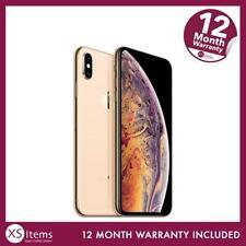 Apple iPhone Xs Max A2101 512GB 12MP Smartphone Gold Locked AT&T Grade B