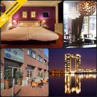 3Tage für 2 im 4★ City Hotel Stadskanaal Niederlande Kurzurlaub Hotelgutschein
