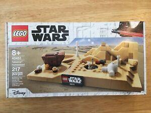 Lego 40451 Star Wars Tatooine Homestead (Ships Immediately)
