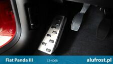 FIAT PANDA III 2012- Repose-pied voiture Auto INOX Repose-pieds