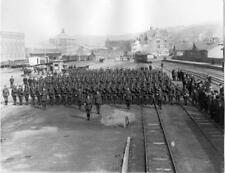 Photo. 1914. New Zealand. Railway Engineers prior to leaving for Samoa