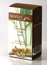 Maithong Turmeric Soap Bar Natural Thai Herbal Acne Rash Revitalize Skin Face
