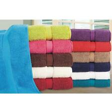 100% Egyptian COTTON SUPER  JUMBO BATH SHEETS BIG LARGE COMBED TOWELS