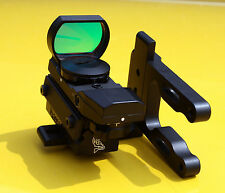 33mm Reflex Red / Green Sight bow     Fits Mathew Martin Pse Bear Browning Hoyt
