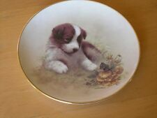 Collector Plate Joseph Giordano Two's Company First Impressions Series 1991