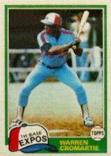 174 Montreal Expos Cards All Different - 1981-83 Topps, Fleer, Donruss- NM-MINT