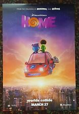 HOME Movie Poster 27x40 2-Sided Authentic Teaser Version