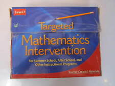 Targeted Reading Intervention Kit Level 7 by Teacher Created Materials