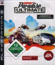 Playstation 3 BURNOUT PARADISE Ultimate Box * Neuwertig