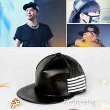 Bigbang G-dragon Taeyang Seoul made tour cap snapback hat GD goods kpop new