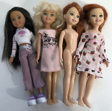 MATTEL Wee 3 Friends Girl Dolls Miranda Janet Stacie Stacy Stacey OOAK LOT Of 4