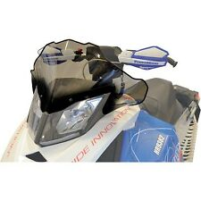 Powermadd - 13412 - Cobra Windshield, 12in. - Tint with Black Fade Ski-Doo GSX 6