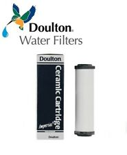 "Doulton Ceramic 10"" Sterasyl Water Filter Cartridge Genuine Doulton water filter"
