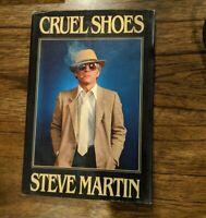 CRUEL SHOES BOOK - STEVE MARTIN