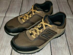 New Balance Walking /Trail /Hiking Shoes Mens Brown Suede MW669BR Size 8.5D