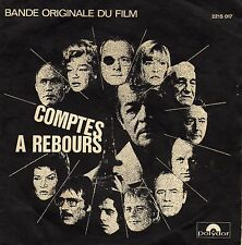 BOF COMPTES A REBOURS GEORGES DELERUE FRENCH ORIG EP