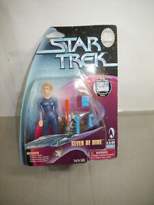 Star Trek Starfleet Command  Seven of Nine  playmates 65808 OVP (LR)H