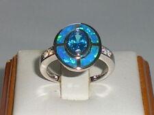 Handmade Aquamarine Sterling Silver Fine Jewellery