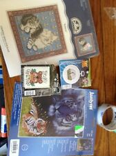 Countrd Cross Stitch Lot of 4