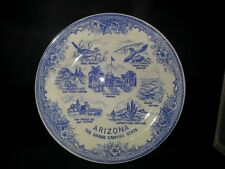 "9 1/2"" Blue Plate ""Arizona"""