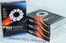 Corel PDF Fusion  Windows New and Sealed