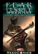 FEAR ITSELF SPIDER-MAN HARDCOVER New Hardback Collects 3 Part Series + One Shots