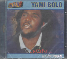 Yami Bolo Warmonger CD NEU Johanna Show Me Call Me African Woman Star Of Love