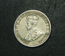 1923 Australian Sixpence