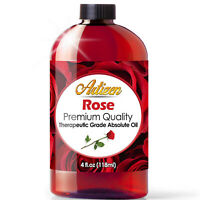 Artizen Rose Essential Oil (100% PURE & NATURAL - UNDILUTED) - 4oz