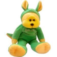 "Skansen Beanie Kids ""Bonza"" The Kangaroo Bear Mint With Mint Tag"
